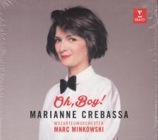 BERLIOZ, MOZART, OFFENBACH... - OH, BOY! MARIANNE CREBASSA