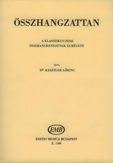 DR. KESZTLER LŐRINC - ÖSSZHANGZATTAN