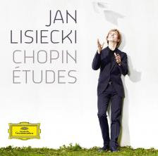 Chopin - ÉTUDES CD JAN LISIECKI