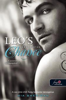 Mia Sheridan - Leo esélye (A szerelem csillagjegyében 2.) - Puha borítós