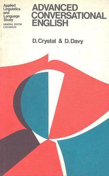 Crystal, David - Advanced Conversational English [antikvár]