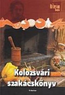 Kolozsvári szakácskönyv