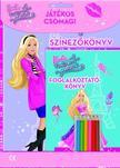 76436 - Barbie Tündérmese a divatról  -Játékos csomag<!--span style='font-size:10px;'>(G)</span-->