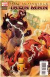 Larroca, Salvador, Fraction, Matt - Invincible Iron Man No. 4 [antikvár]