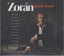 - EGYPÁR BARÁT CD ZORÁN - DUETT ALBUM -