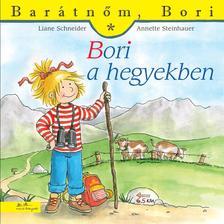 Liane Schneider - Annette Steinhauer - Bori a hegyekben - Barátnőm, Bori