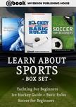 House My Ebook Publishing - Lean About Sports Box Set [eKönyv: epub, mobi]