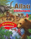 - Állati élőhelyek 1. - Matricás foglalkoztató