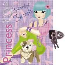 - Princess TOP - My book of secrets (purple)