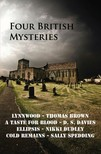 Thomas Brown, David Stuart Davies, Nikki Dudley, Sally Spedding - Four British Mysteries [eKönyv: epub,  mobi]