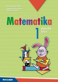 - MS-1712 SOKSZÍNŰ MATEMATIKA 1. MÁSODIK FÉLÉV