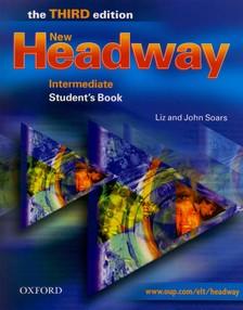 LIZ & JOHN SOARS - NEW HEADWAY INTERMEDIATE STUDENT'S BOOK - THE THIRD EDITION