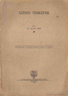 Albán Imre Dr. - Színes térképek [antikvár]