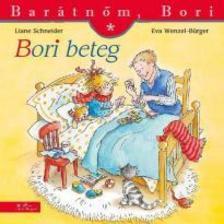 Liane Schneider - Annette Steinhauer - Bori beteg - Barátnőm, Bori