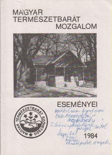 Faics Lajos - Magyar Természetbarát Mozgalom eseményei 1984 [antikvár]
