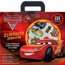 - - Disney - Verdák 3. - Színtiszta sebesség (táskakönyv)