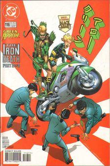 Dixon, Chuck, Rosado, Will - Green Arrow 116. [antikvár]
