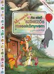 - - Disney - Micimackó - Az első színezős mesekönyvem matricákkal