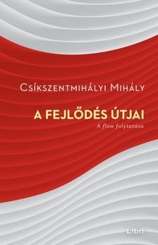 Csíkszentmihályi Mihály - A fejlődés útjai - A flow folytatása [eKönyv: epub, mobi]