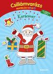 Csillámvarázs matricás kifestő - Karácsony<!--span style='font-size:10px;'>(G)</span-->