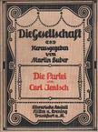 Jentsch, Carl - Die Partei [antikvár]