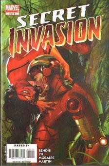 Bendis, Brian Michael, Yu, Leinil Francis - Secret Invasion No. 3 [antikvár]