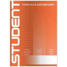 7500116003 - ICO STUDENT  FONETIKUS SZÓTÁRFÜZET A/5