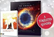 Madách Imre - Jankovics Marcell - Az ember tragédiája - könyv és DVD