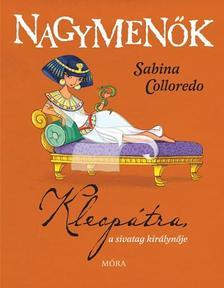 Sabina Colloredo - Kleopátra, a sivatag királynője - Nagymenők - sorozat