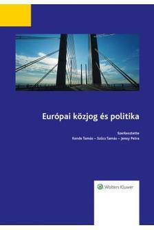 - Európai közjog és politika
