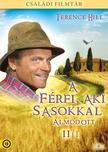 Vittorio Sindoni - FÉRFI,  AKI SASOKKAL ÁLMODOTT II./1. [DVD]