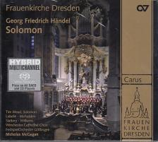 Handel - SOLOMON 2SACD McGEGAN, MEAD, LABELLE, McFADDEN, SLATTERY, WILLIAMS