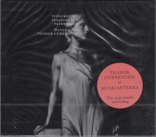 Tchaikovsky - SYMPHONY NO.6 PATHÉTIQUE CD TEODOR CURRENTZIS