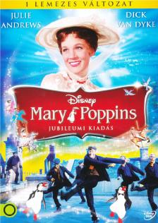 - MARY POPPINS - DISNEY DVD JULIA ANDREWS, DICK VAN DYKE