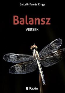Kinga Balcsik-Tamás - Balansz [eKönyv: epub, mobi]