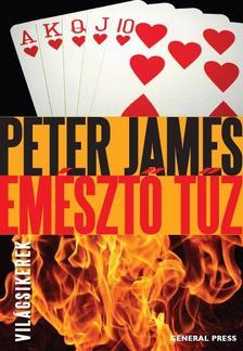 Peter James - Emésztő tűz #