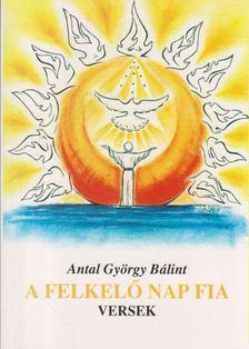 Antal György Bálint - A felkelő Nap fia [antikvár]