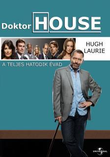 - DOKTOR HOUSE A HATODIK ÉVAD DVD