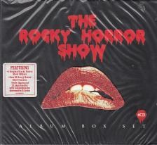 - THE ROCKY HORROR SHOW - ALBUM BOX SET 4CD