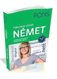 Dukáné Kárpáti Zsófia - PONS Tematikus szótár - Német