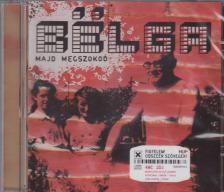 MAJD MEGSZOKOD CD  - BELGA -