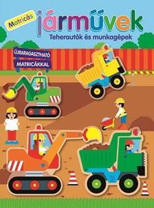 - Matricás járművek - Teherautók és munkagépek