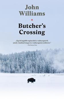 Williams, John - Butcher's Crossing