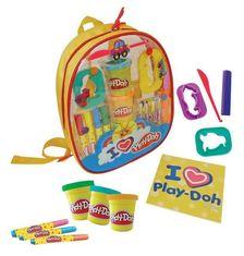 Play-Doh Kreatív Hátizsák - kék, sárga