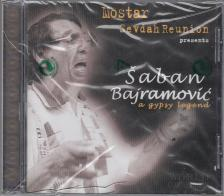 - SABAN BAJRAMOVIC A GYPSY LEGEND CD