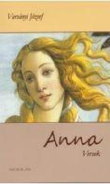 Varsányi József - Anna (Versek)