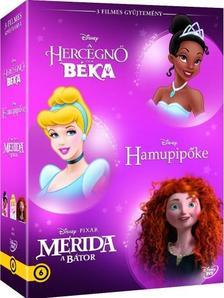Disney - Disney Hősnők díszdoboz 4. (2015)