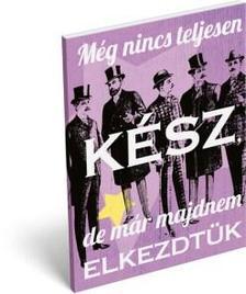 12399 - Notesz papírfedeles A/7 Humor Kész 16505005