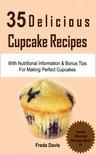 Davis Freda - 35 Delicious Cupcake Recipes [eKönyv: epub,  mobi]