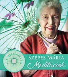 SZEPES MÁRIA - Szepes Mária Meditációk + 2CD